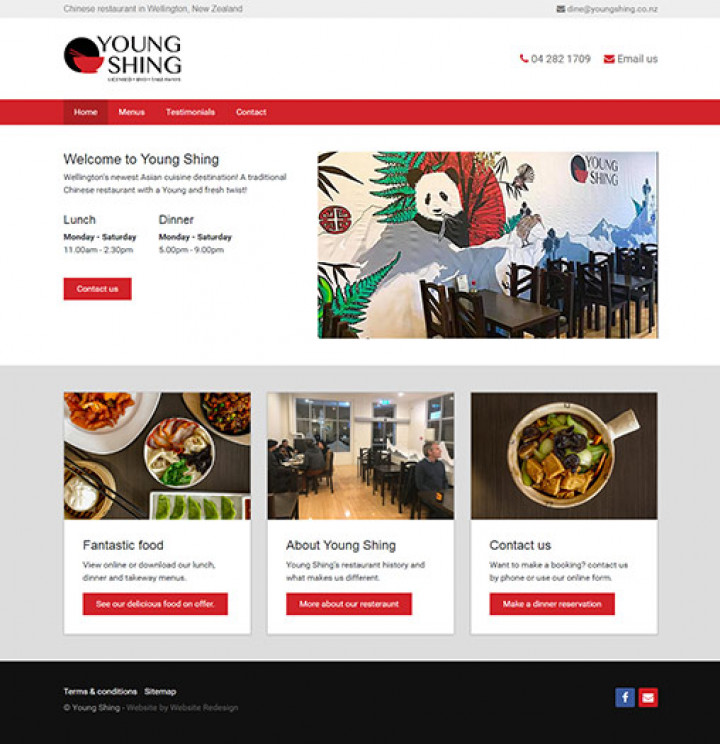 young shing website